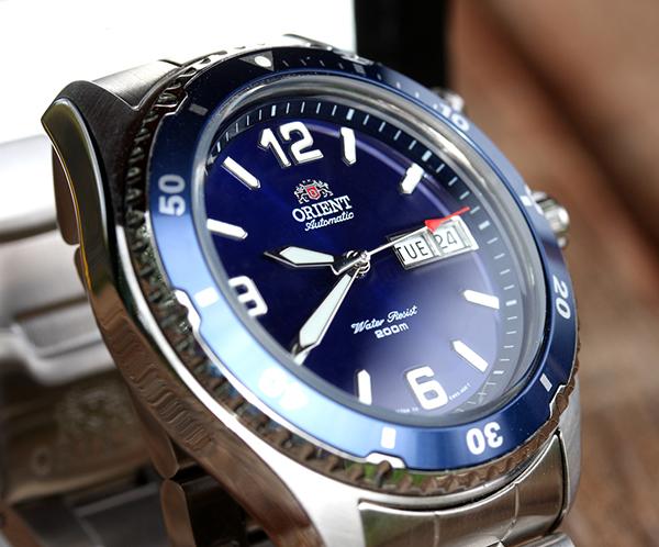 dong ho Orient Blue Mako 5