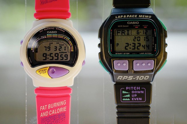 dong ho casio RPS-100W