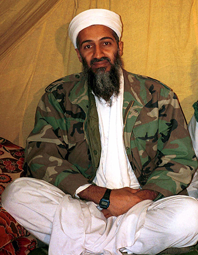 trum khung bo Osama Bin Laden voi chiec dong ho casio f-91w