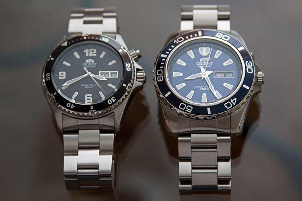 Lịch Sử Huyền Thoại Đồng Hồ Lặn Orient Mako Và Orient Ray Mako Và Mako XL