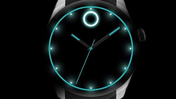 Smartwatch Movado Bold Motion: Đồng Hồ Thời Trang Cao Cấp Thụy Sĩ Đèn LED
