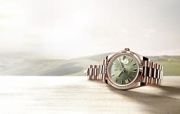 Everose Gold, Chất Vàng Hồng Bền Màu Độc Quyền Của Đồng Hồ Rolex Nữ