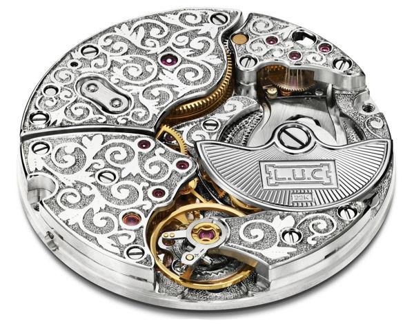 Thương Hiệu Tổ Tiên Của Đồng Hồ Nữ Thời Trang: Chopard L.U.C XPS Esprit de Fleurier