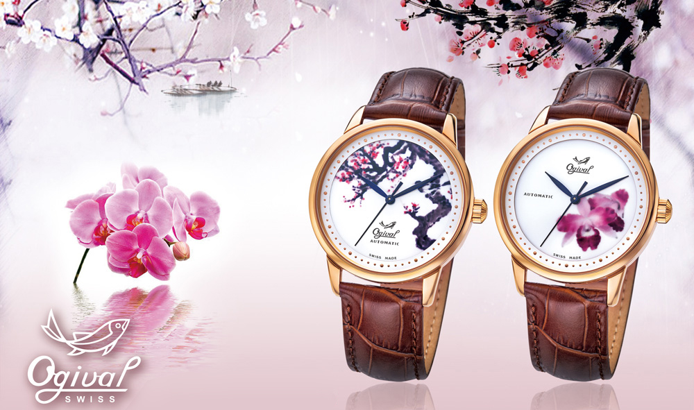 đồng hồ Ogival chính hãng