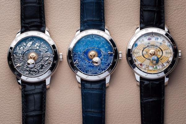 5 Thương Hiệu Đồng Hồ Đẳng Cấp Nhất Thế Giới Mà Ai Cũng Khao Khát Vacheron Constantin Métiers d'Art Copernicus Celestial Spheres 2460 RT