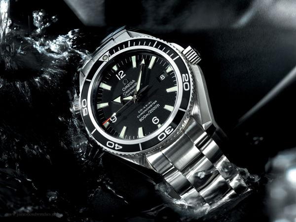 Đây Là Toàn Bộ Đồng Hồ James Bond – Điệp Viên 007 Đã Dùng 2008