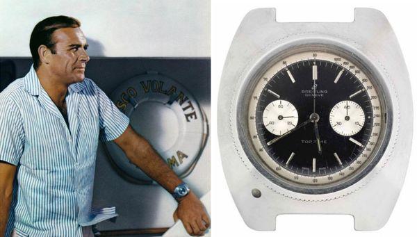 Đây Là Toàn Bộ Đồng Hồ James Bond – Điệp Viên 007 Đã Dùng 1965