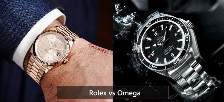 Khi Thương Hiệu Lớn Choảng Nhau: Đồng Hồ Của Ai Giá Rẻ Hơn Rolex Omega