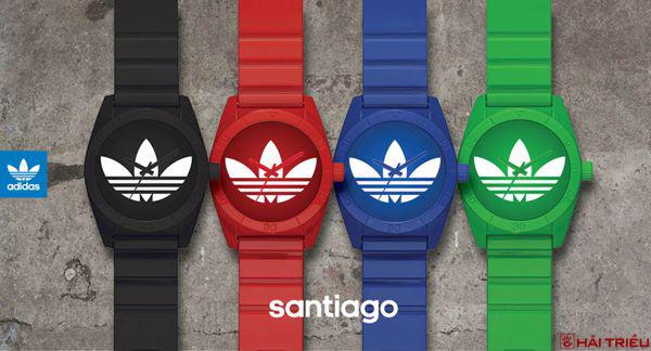 15 Thương Hiệu Đồng Hồ Chuyên Thời Trang Người Sành Điệu Phải Biết (Phần 2) Adidas