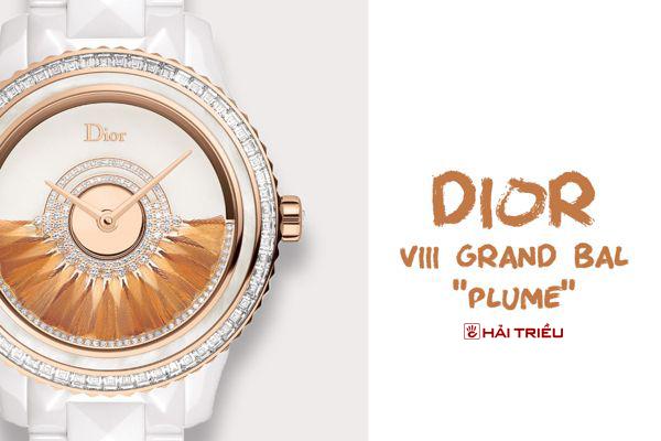 15 Thương Hiệu Đồng Hồ Chuyên Thời Trang Người Sành Điệu Phải Biết (Phần 2) Dior