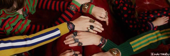 15 Thương Hiệu Đồng Hồ Chuyên Thời Trang Người Sành Điệu Phải Biết (Phần 2) Gucci