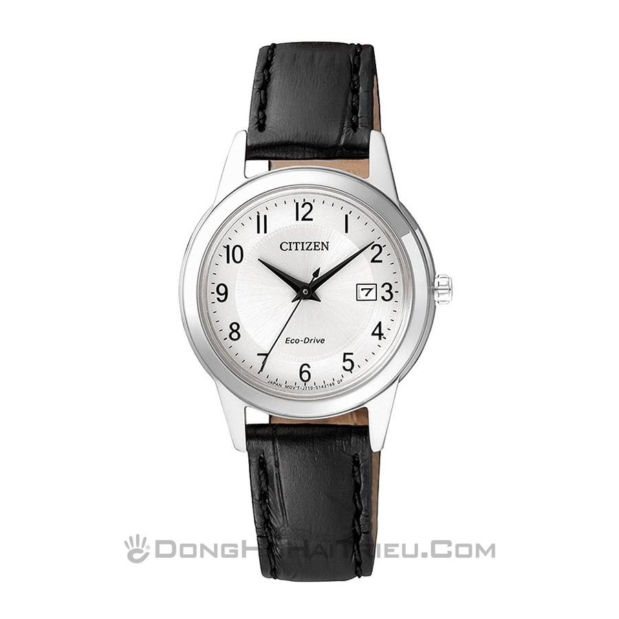 Tổng hợp 30 mẫu đồng hồ nữ mặt nhỏ dưới 29mm bán chạy nhất - Ảnh: Citizen FE1081-08A
