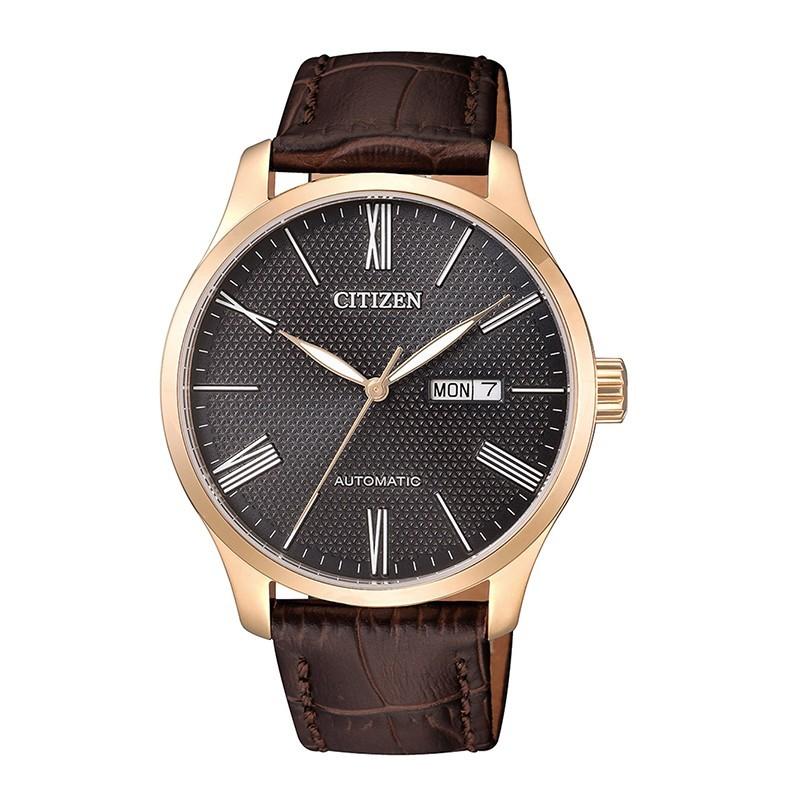 Đồng hồ Citizen NH8353-00H automatic, trữ cót hơn 40 giờ