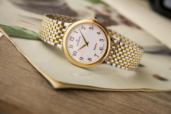 đồng hồ Candino C4414/3: Bền bỉ và sang trọng với mức giá - Ảnh 1