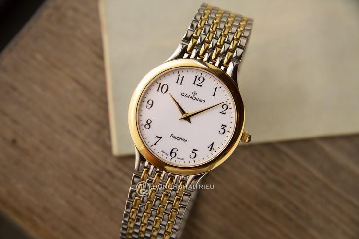 đồng hồ Candino C4414/3: Bền bỉ và sang trọng với mức giá - Ảnh 2