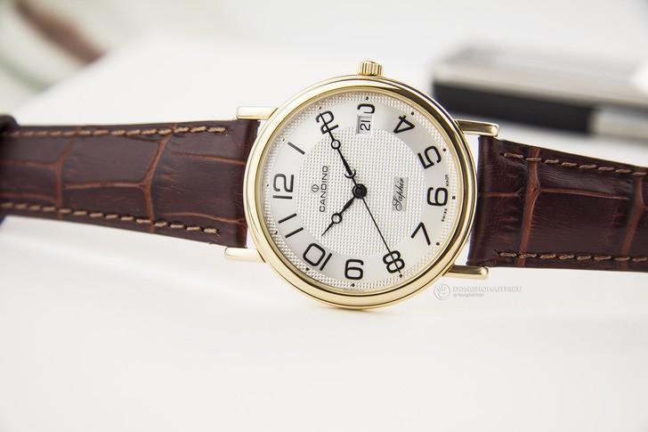 Đồng hồ Candino C4292/1: Vẻ đẹp tinh tế và chất lượng bền bỉ - Ảnh 2