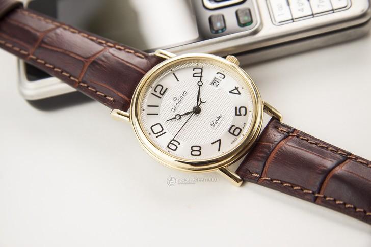 Đồng hồ Candino C4292/1: Vẻ đẹp tinh tế và chất lượng bền bỉ - Ảnh 3
