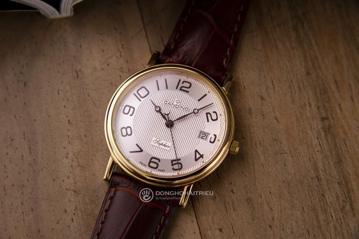 Đồng hồ Candino C4292/1: Vẻ đẹp tinh tế và chất lượng bền bỉ - Ảnh 6