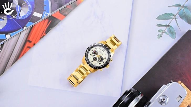 Đồng hồ Citizen AN8162-57P giá rẻ, được thay pin miễn phí - Ảnh 8