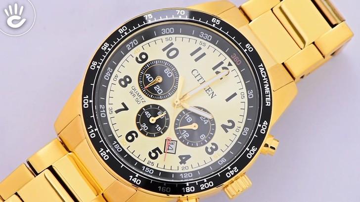 Đồng hồ Citizen AN8162-57P giá rẻ, được thay pin miễn phí - Ảnh 2