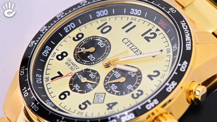 Đồng hồ Citizen AN8162-57P giá rẻ, được thay pin miễn phí - Ảnh 3