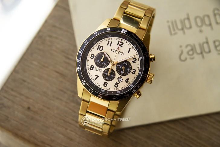 Đồng hồ Citizen AN8162-57P giá rẻ, được thay pin miễn phí - Ảnh 1