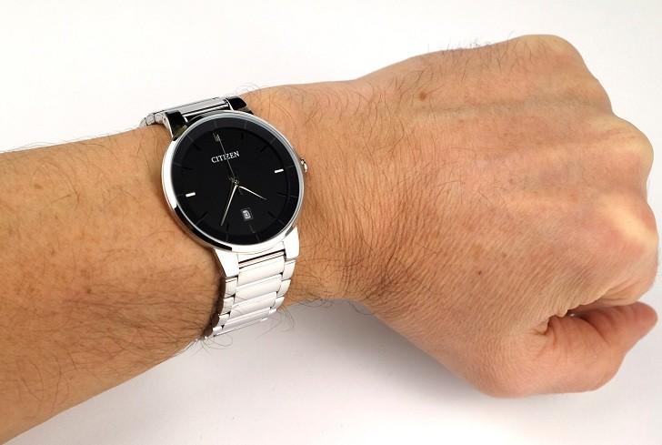 Đồng hồ nam Citizen BJ6481-58E giá rẻ, thay pin miễn phí - Ảnh 1