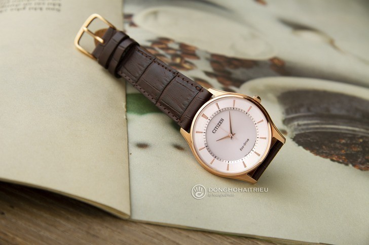 Đồng hồ nam Citizen BJ6483-01A thay pin miễn phí trọn đời - Ảnh 1