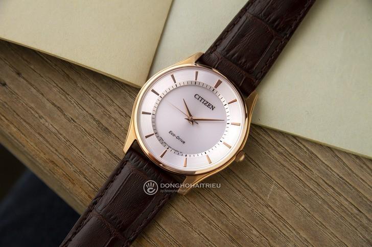 Đồng hồ nam Citizen BJ6483-01A thay pin miễn phí trọn đời - Ảnh 2
