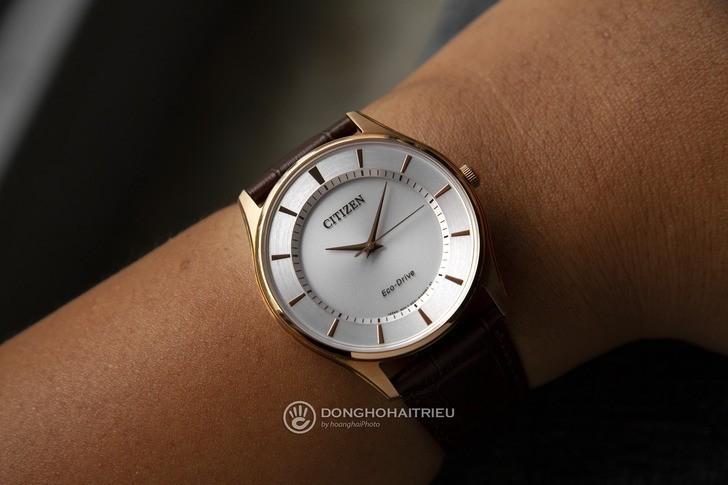 Đồng hồ nam Citizen BJ6483-01A thay pin miễn phí trọn đời - Ảnh 3