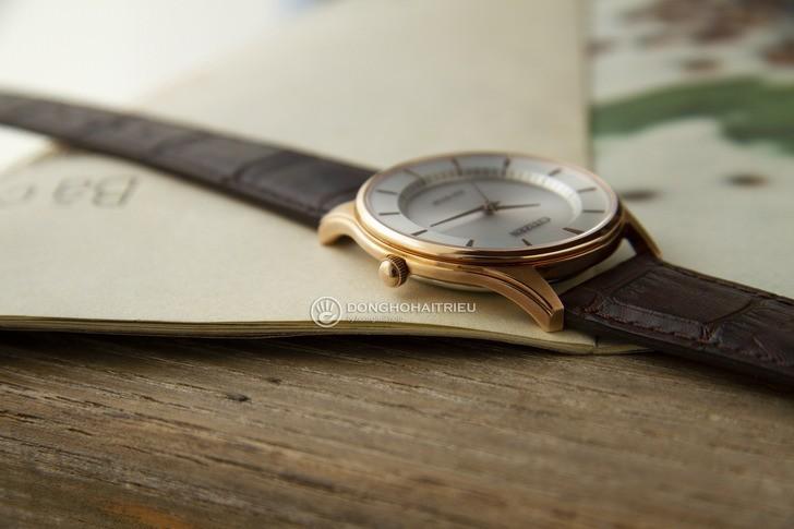 Đồng hồ nam Citizen BJ6483-01A thay pin miễn phí trọn đời - Ảnh 5