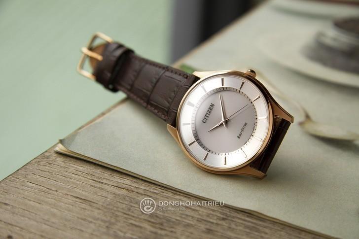 Đồng hồ nam Citizen BJ6483-01A thay pin miễn phí trọn đời - Ảnh 6