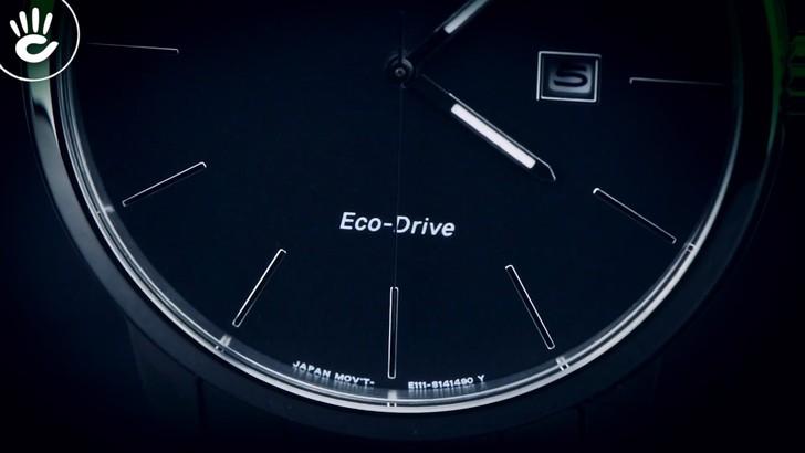 Đồng hồ nam Citizen BM6960-56E bộ máy năng lượng ánh sáng - Ảnh 3