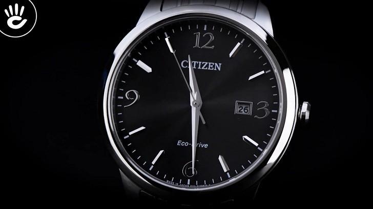 Đồng hồ Eco-Drive Citizen BM7300-50E năng lượng ánh sáng - Ảnh 2