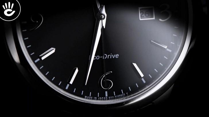 Đồng hồ Eco-Drive Citizen BM7300-50E năng lượng ánh sáng - Ảnh 7