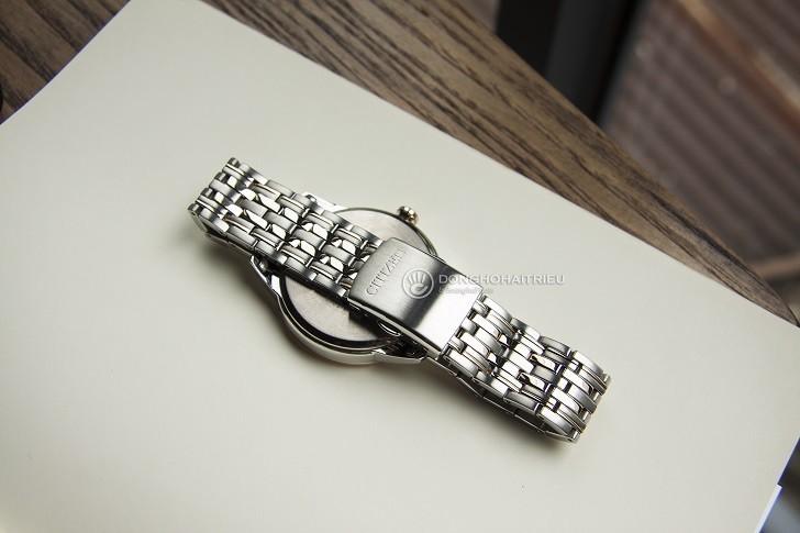 Đồng hồ Citizen BM7304-59A bộ máy nạp năng lượng ánh sáng - Ảnh 4