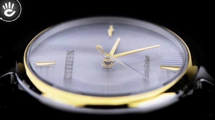 Đồng hồ Eco-Drive Citizen EM0424-88A năng lượng ánh sáng - Ảnh 4