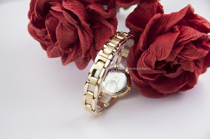 Đồng hồ Citizen EM0432-80Y: Thiết kế với dây đeo lạ mắt - Ảnh 4