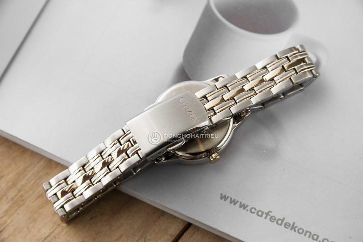 Đồng hồ nữ Citizen EW2234-55A bộ máy năng lượng ánh sáng - Ảnh 4