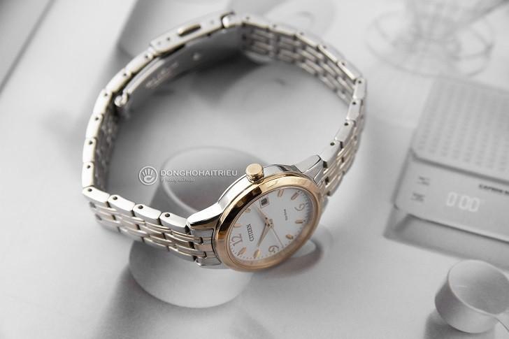Đồng hồ nữ Citizen EW2234-55A bộ máy năng lượng ánh sáng - Ảnh 5
