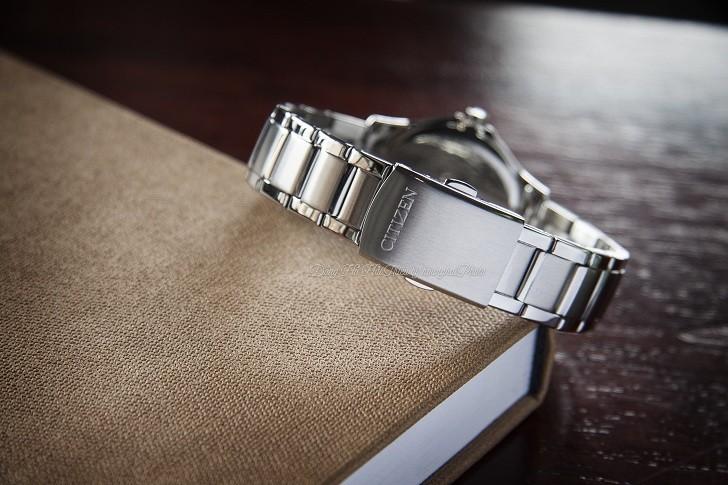 Đồng hồ Citizen FE6050-55A bộ máy pin hiện đại Eco-Drive - Ảnh 4
