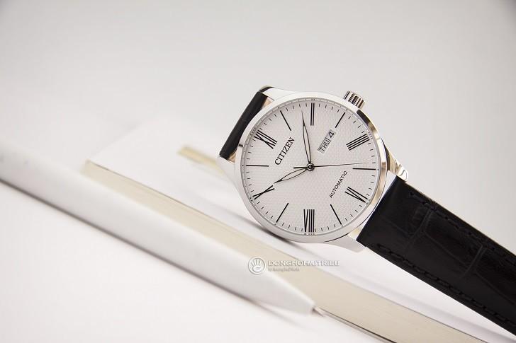Đồng hồ Citizen NH8350-08A automatic, trữ cót hơn 40 giờ - Ảnh 2