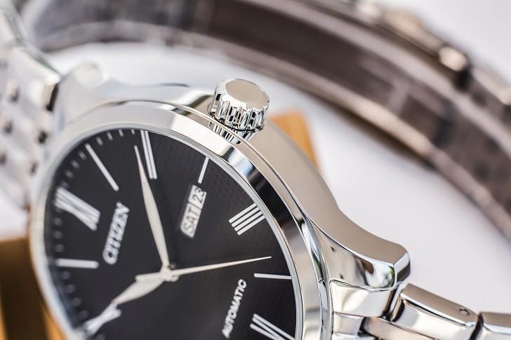 Đồng hồ Citizen NH8350-59E automatic, trữ cót hơn 40 giờ - Ảnh 3