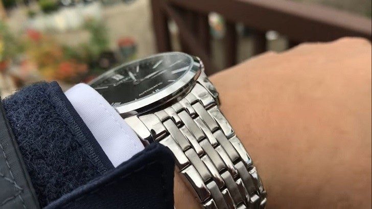Đồng hồ Citizen NH8350-59E automatic, trữ cót hơn 40 giờ - Ảnh 5