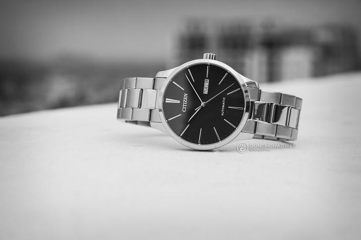 Đồng hồ Citizen NH8350-83E automatic, trữ cót hơn 40 giờ - Ảnh 1