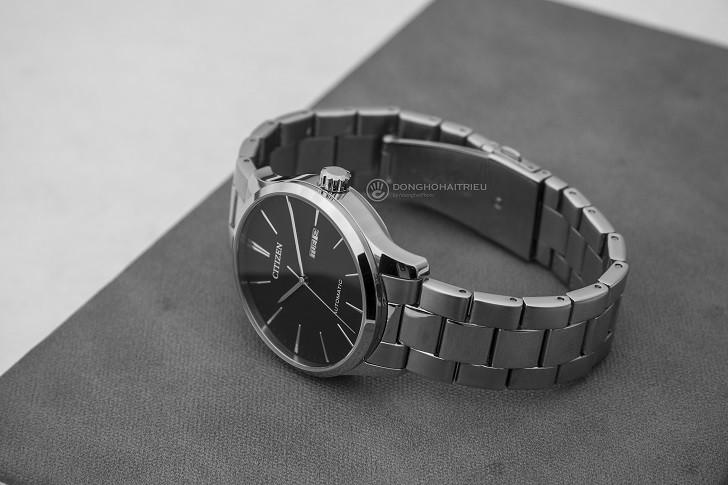 Đồng hồ Citizen NH8350-83E automatic, trữ cót hơn 40 giờ - Ảnh 3