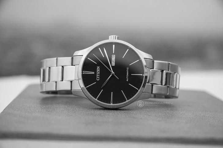 Đồng hồ Citizen NH8350-83E automatic, trữ cót hơn 40 giờ - Ảnh 5