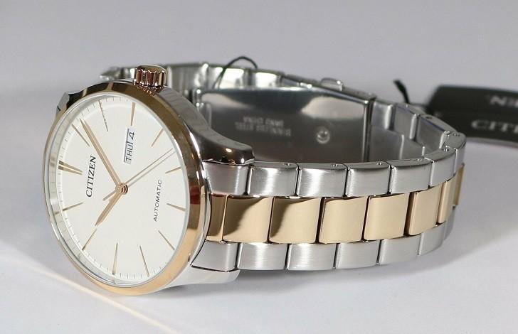 Đồng hồ Citizen NH8356-87A thời gian trữ cót hơn 40 giờ - Ảnh 3