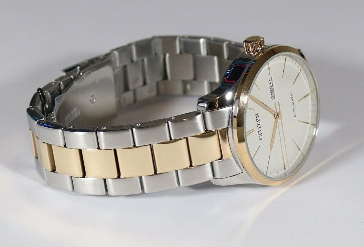 Đồng hồ Citizen NH8356-87A thời gian trữ cót hơn 40 giờ - Ảnh 6