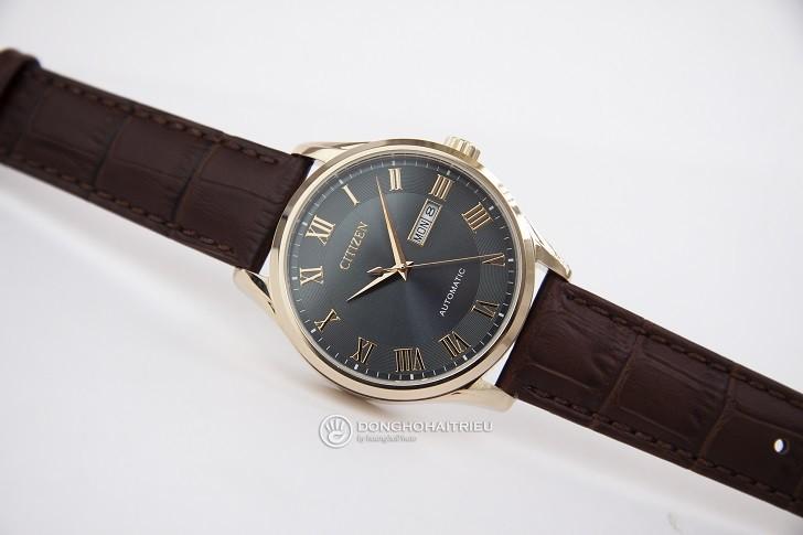 Đồng hồ Citizen NH8363-14H automatic, trữ cót hơn 40 giờ - Ảnh 1
